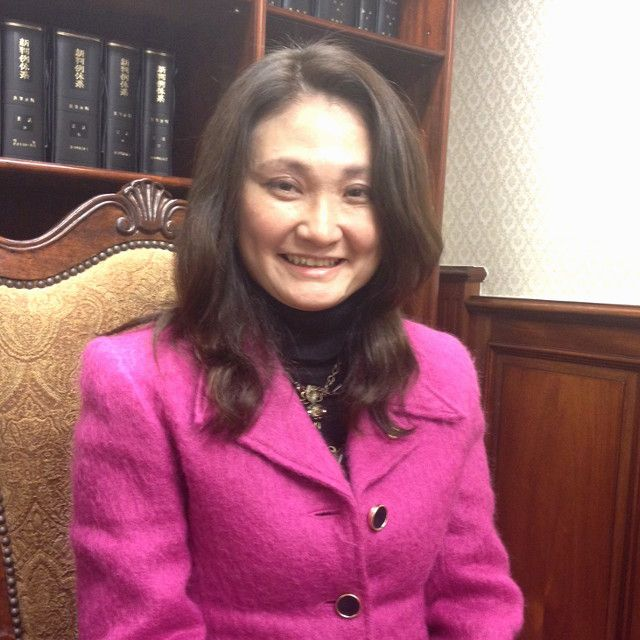 弁護士インタビュー 小島弁護士(外国法事務弁護士)