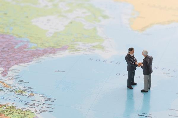 国際離婚,国際相続等の国際的な法律問題を解決